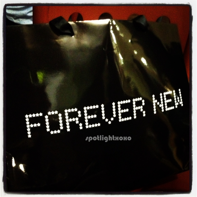 Guess What's In My FOREVER NEW Shopping bag!