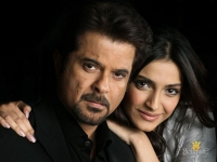 Sonam Kapoor – Anil Kapoor come together !