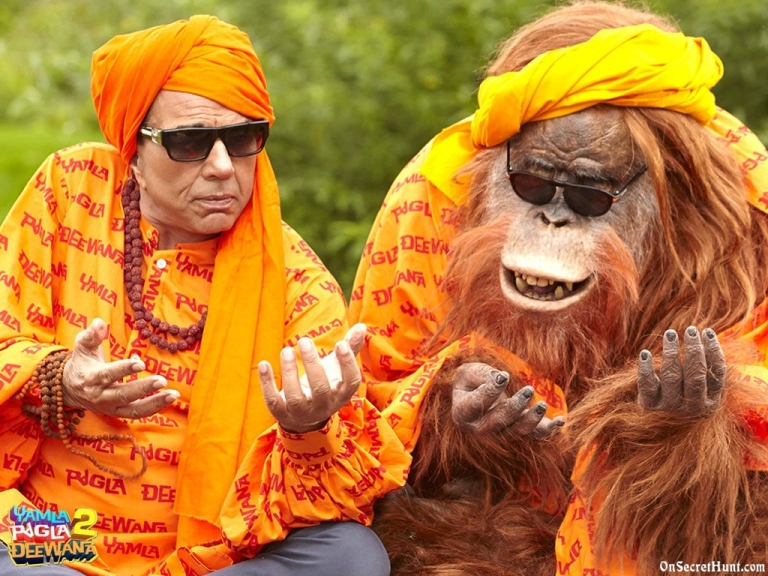 Yamla Pagla Deewana 2: Movie Review