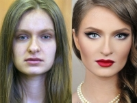 10 Most Amazing Make-Up Transformations !