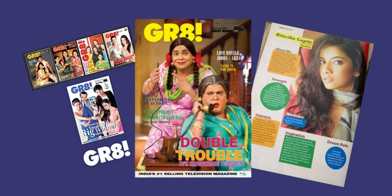 My Article on Gr8! Magazine