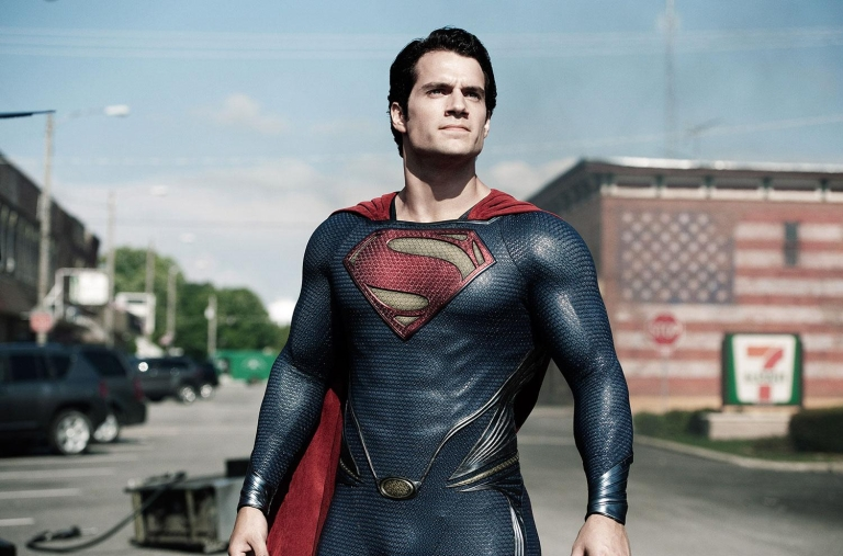 Man of Steel on HBO