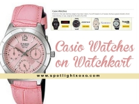 Casio Watches on Watchkart.com – Review