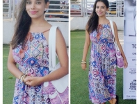 What I Wore| Maxi Dress