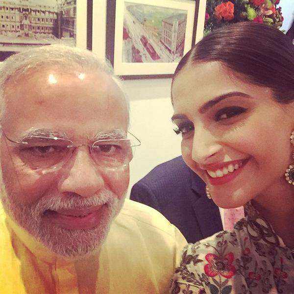 When Bollywood Met Modi …