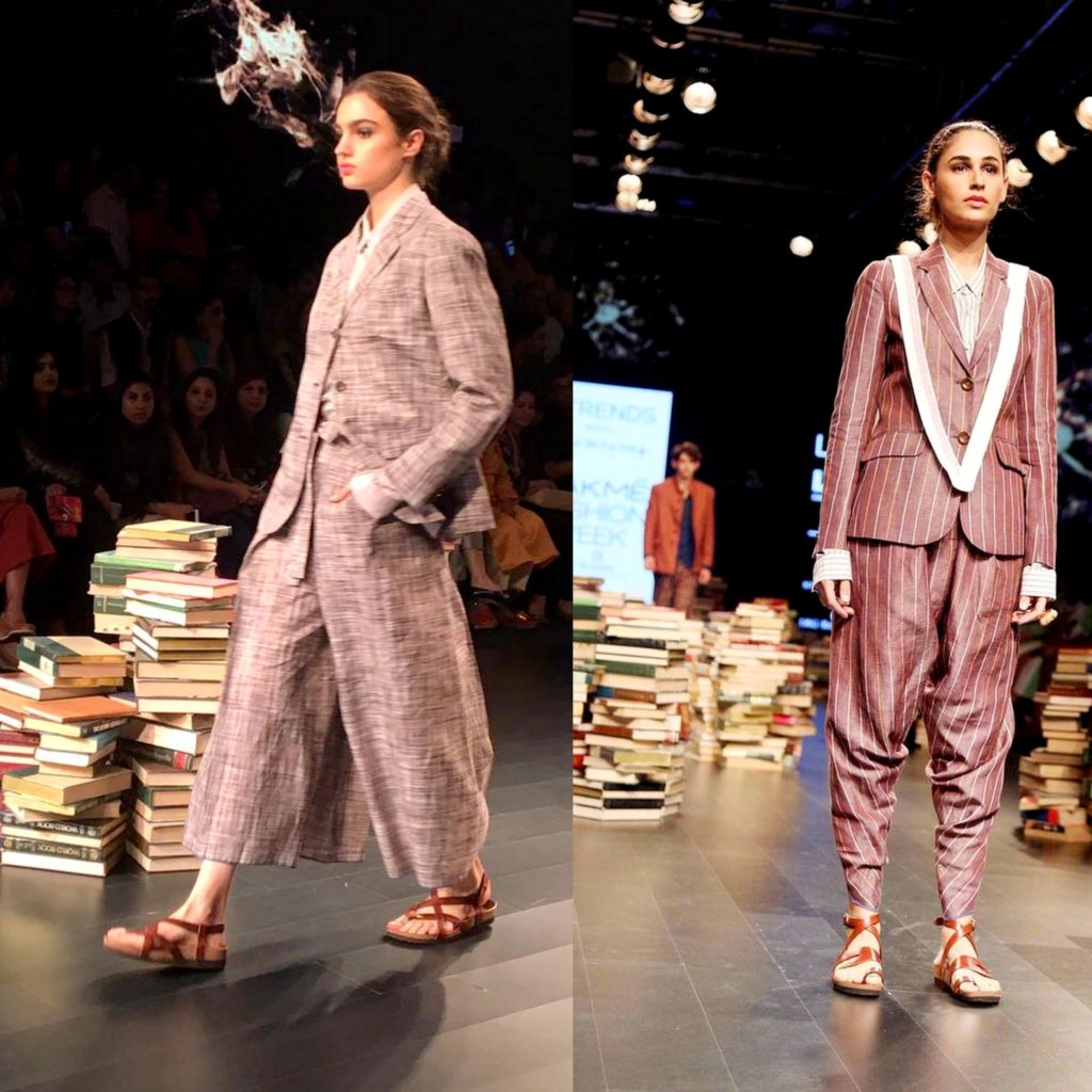Rajesh Pratap Singh Sets New Trends at LFW 2016